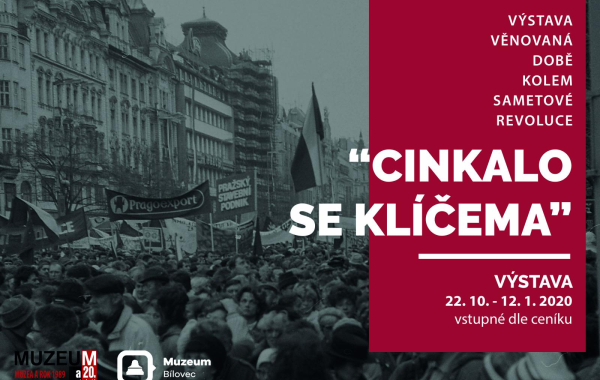 """""""CINKALO SE KLÍČEMA"""""""