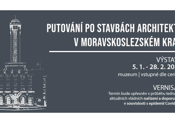 Putování po stavbách architektů v Moravskoslezském kraji