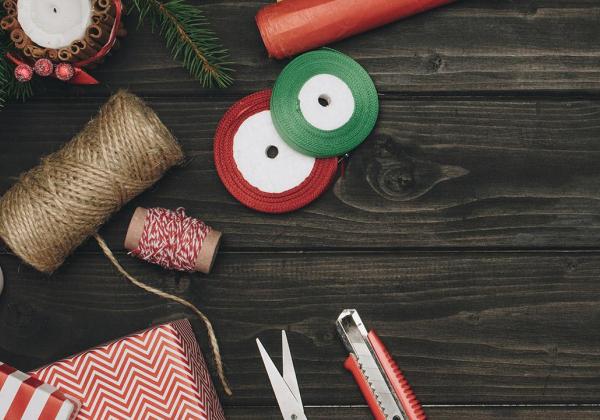 Tvoření s vůní Vánoc